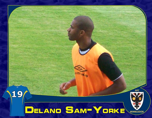 Delano Sam-Yorke